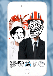SMS-Rage-Faces