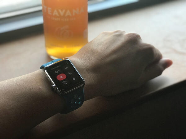 apple watch trouver iPhone