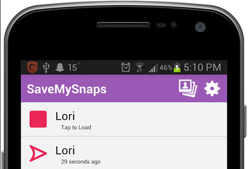 application-sauvegarder-donnees-savemysnaps